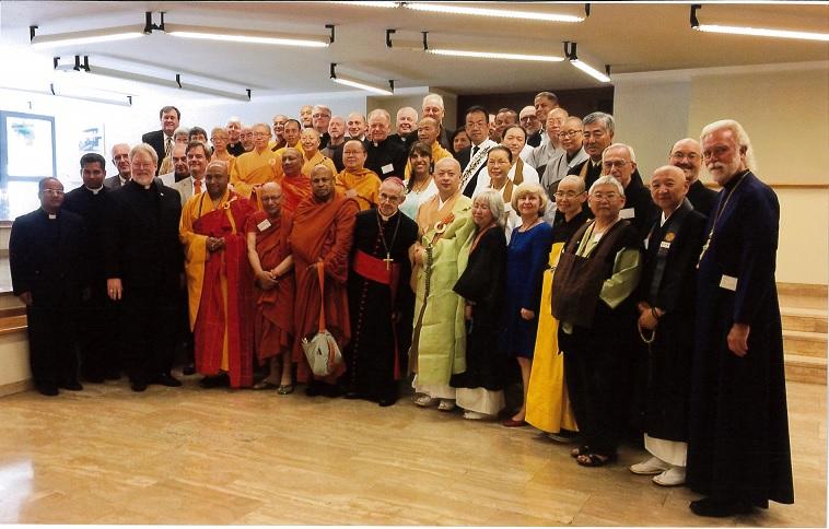 A Weeklong Buddhist-Catholic Dialogue in Rome